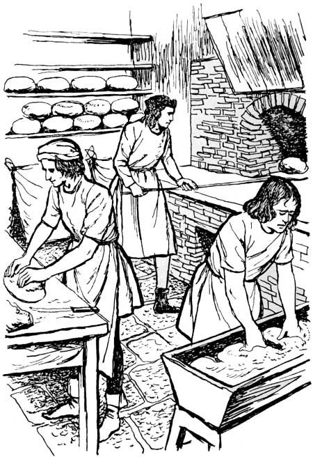 The Job In Lundene - Medieval Town Website